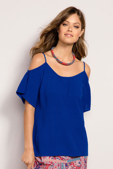 Emerge Open Shoulder Top