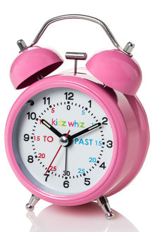 Kids Whiz Time Teacher Clock