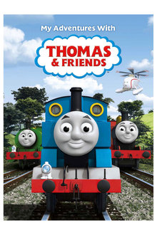 Personalised Adventure Book  My Adventures with Thomas and Friends