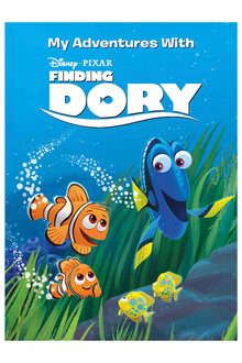 Personalised Adventure Book Finding Dory
