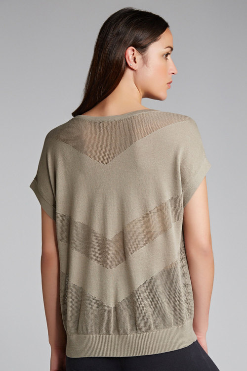 Urban Pointelle Knit