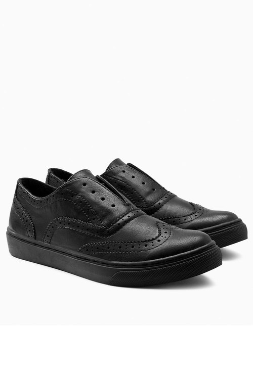 Next Brogue Trainers
