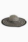 Next Mono Weave Floppy Hat