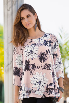 Together Layered Swing Top