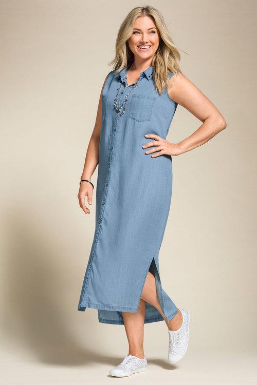 Sara Shirt Dress