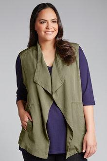 Plus Size - Sara Gilet