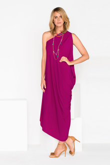 Grace Hill Drape Dress