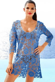 Heine Lace Cover Up
