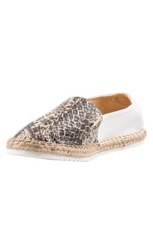 Plus Size - Pearl Espadrille