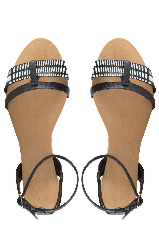644a0be911f5b Emerge Poppy Sandal Flat Online