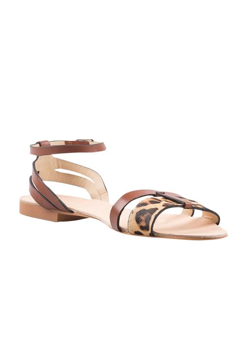 Emerge Poppy Sandal Flat