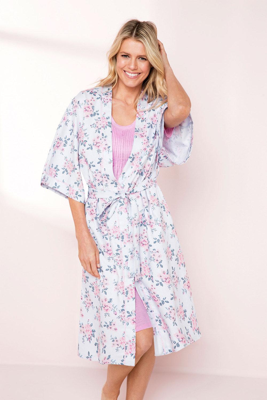Mia Lucce Linen Robe Online  d89d00920