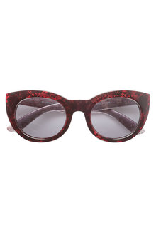 Cat Eye Polarised Sunglasses