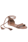 Capture Heather Sandal Flat