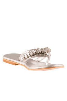 Capture Kitty Sandal Flat - 163329