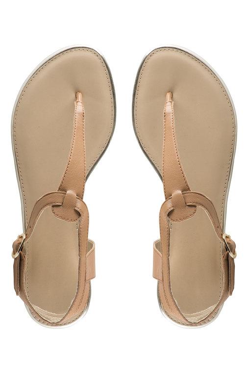 Capture Becca Sandal Flat