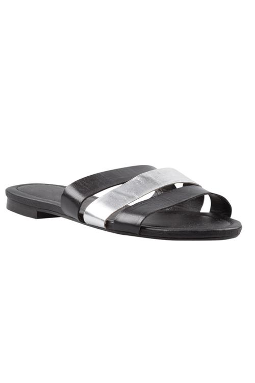 Capture Gabby Sandal Flat