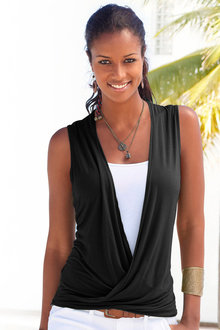 Urban Drape Top - 163362