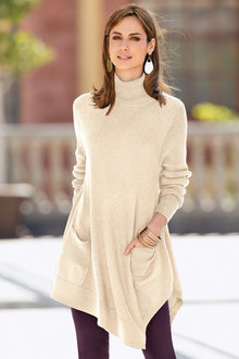 Together Asymmetric Sweater