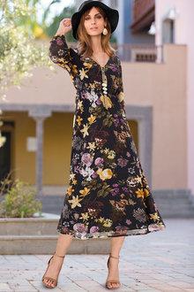 Together Georgette Dress - 163492