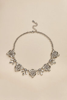 Next Jewelled Statement Necklace
