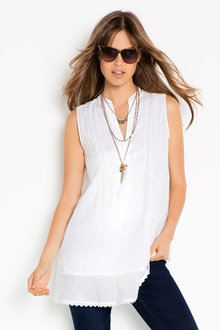 Pop Over Tunic - 163711