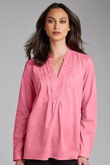 Capture Cotton Voile Shirt - 163776