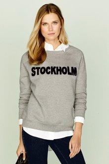 Next Slogan Sweatshirt - 164050