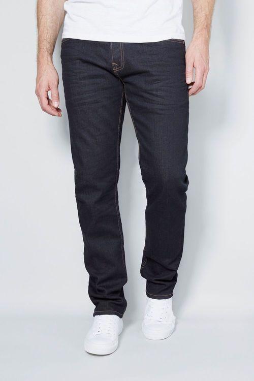 Next Dark Ink Jeans With Stretch