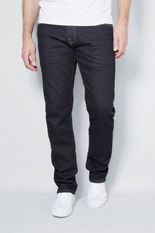 Next Dark Ink Jeans With Stretch - 164201