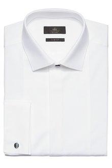 Next Bib Fronted Dress Shirt