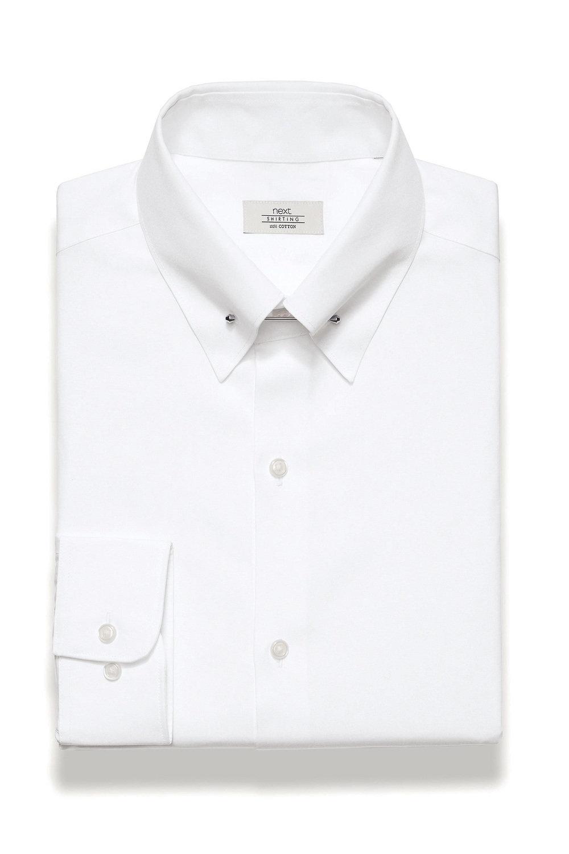 Next White Collar Pin Shirt Online Shop Ezibuy