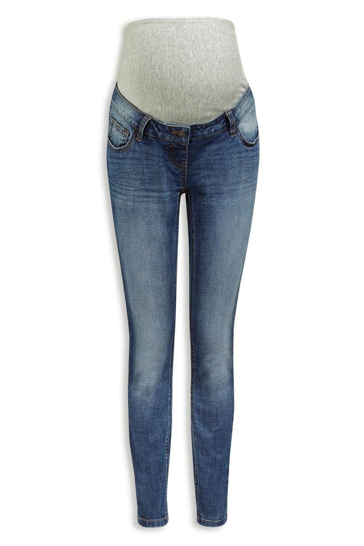 c09083fc49984 Next Authentic Slim Maternity Jeans Online | Shop EziBuy