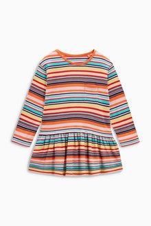 Next Multi Stripe Tunic (3mths-6yrs)