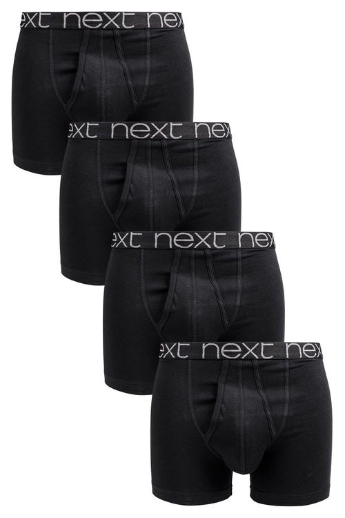 Next Black A-Fronts Four Pack