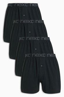 Next Loose Fit Four Pack - 165013