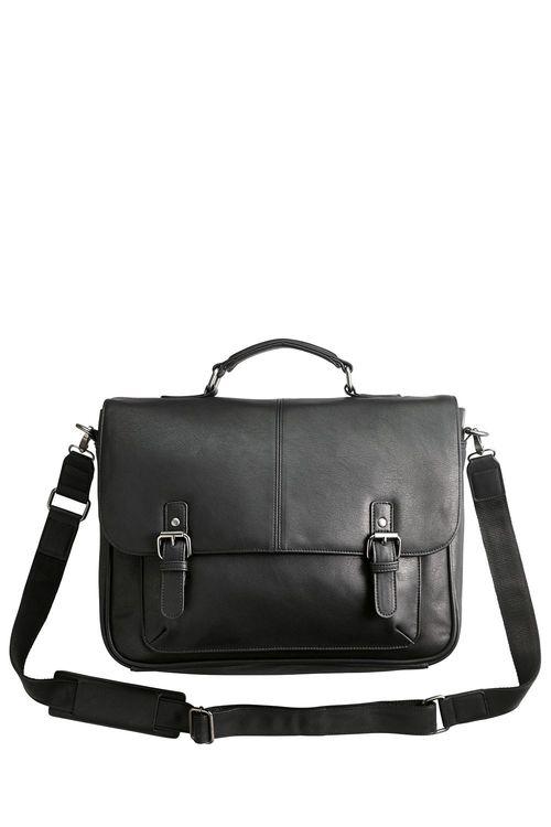 Next Black Briefcase