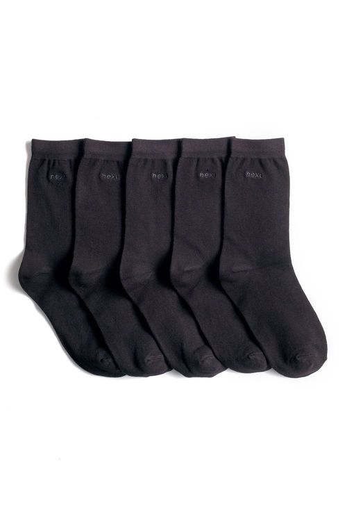 Next Modal Ankle Socks Five Pack