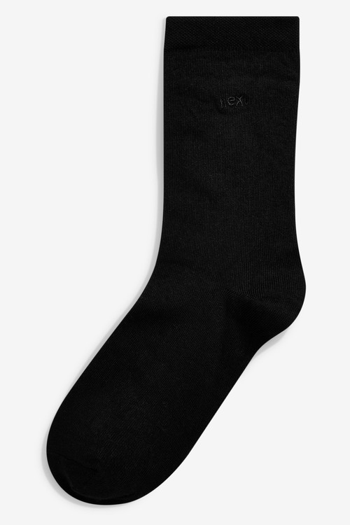 Next Modal Ankle Socks Five Pack