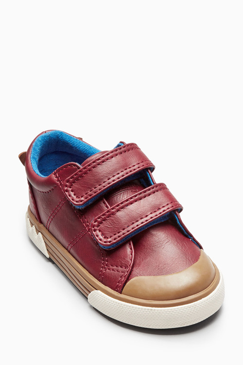 Next Touch Strap Character Shoes (Younger Boys)