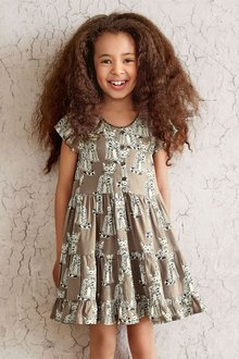 Next Tiered Dress (3-16yrs)