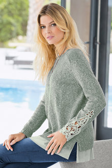 Together Layer Sweater