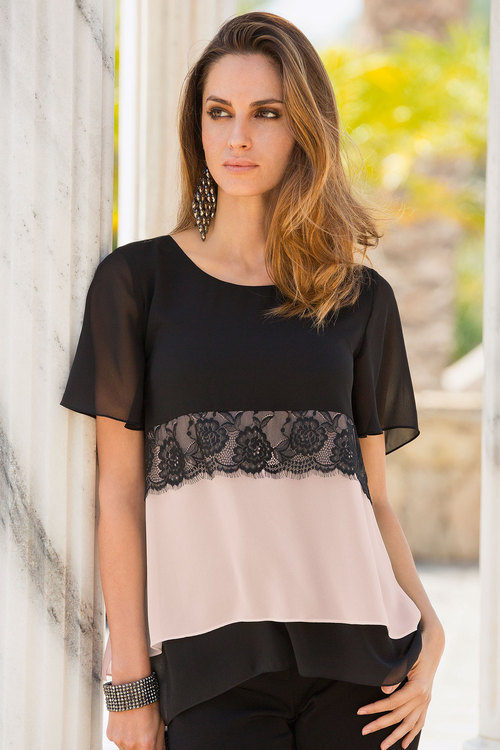 Together Contrast Layer Top