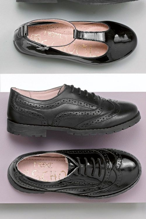 Next Cleat Brogues (Older Girls)