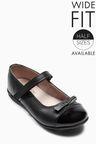 Next Patent Toe Cap Shoes (Older Girls)
