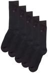 Next Plain Comfort Socks Five Pack