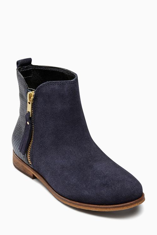 Next Zip Chelsea Boots (Older Girls)