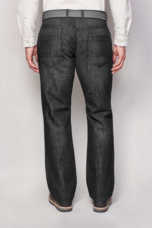 Next Washed Black Belted Jeans