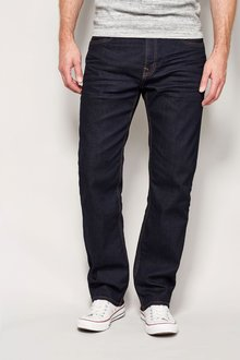 Next Dark Ink Jeans With Stretch - 166286