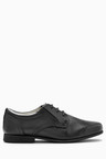 Next Black Formal Lace-Up Shoes (Older Boys)